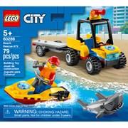 Lego® City Beach Rescue Atv (60286)