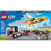 Lego® City Airshow Jet Transporter (60289)