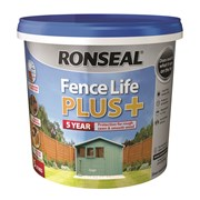 Ronseal Fence Life Plus + Sage 5lt (37627)