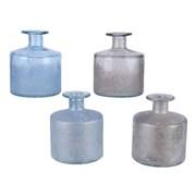 Recycled Glass Vase Asstd 12cm (649462)