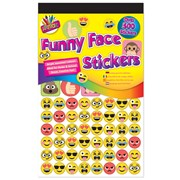 Artbox Funny Face Stickers (6810/48)