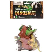 6 Piece Dinosaurs Assorted (TY1709)