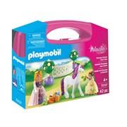 Playmobil Large Princess Unicorn Carry Case (70107)