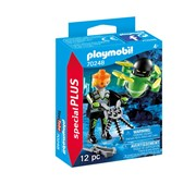 Playmobil Agent with Drone (70248)