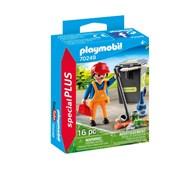 Playmobil Street Cleaner (70249)