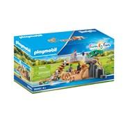 Playmobil Outdoor Lion Enclosure (70343)