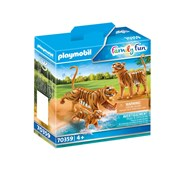 Playmobil Tigers with Cub (70359)