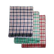 Ramon Mini Check Cotton Tea Towel 10s (703s.10)