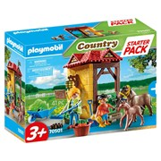 Playmobil Horse Farm Starter Pack (70501)