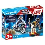 Playmobil Police Chase Starter Pack (70502)