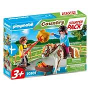Playmobil Horseback Riding Starter Pack (70505)
