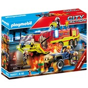 Playmobil Fire Engine with Truck (70557)