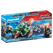Playmobil Police Police Go-kart Escape (70577)