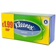 Kleenex Balsam Regular 1.99* 64s (3389415)