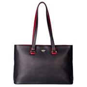 Mason Bag Black/red (7192-27 BLK/RED)