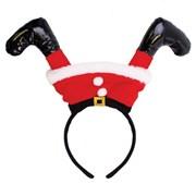 Santa Legs Headband (7316)