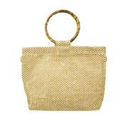 Raffia Shopper Bag (73630)