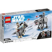 Lego® At-at vs Tauntaun Microfighters (75298)
