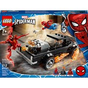 Lego® Spider-man and Ghost Rider vs Carnage (76173)