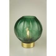 Cello Medium Green Orb B/o Green Lamp (7627)
