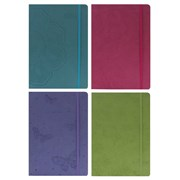 A4 Soft Touch Notebooks Pastels (7664)