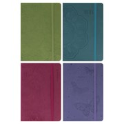 A5 Soft Touch Notebooks Pastels (7665)