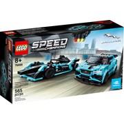 Lego® Speed Formula E Panasonic & I-pace etrophy Jaguar (76898)