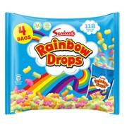 Swizzels Matlow Rainbow Drops 4 Pack (78232)