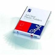 Office Style Clear Folder 100s A4 (792219)