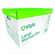 Office Style Storage Box Large (792463)