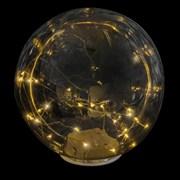 Fountasia Indoor Led Magical Mirror Globe - Large (79389)