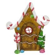 Fountasia Christmas Door - Gingerbread (79527)