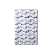 Apollo Peva Wave Shower Curtain (8044)