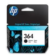 Hp No364 Inkjet Cartridge Black (822724)