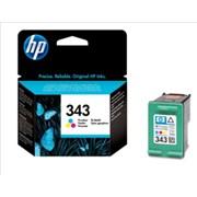 Hp No343 Tri Col.inkjet Cartridge (833142)