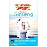 Red Kooga Ginseng & Ginko Biloba 32s (8356263)