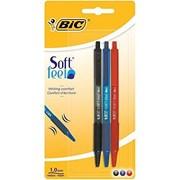 Bic Soft Feel Assorted 3s (837394)