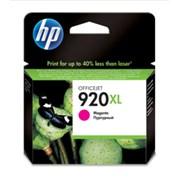Hp No920xl Inkjet Cartridge Magenta (839898)