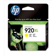 Hp No920xl Inkjet Cartridge Yellow (839903)