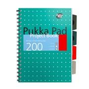 Pukka B5 Metallic Project Book (8518-MET)