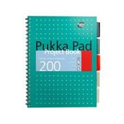 Pukka A4 Metallic Project Book (8521-MET)