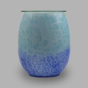 Xystos Calming Waves Art Glass Burner (8605)