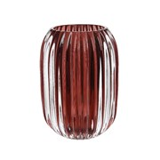 Kaemingk Glass Tealight Holder Brick 13cm (86.5695)