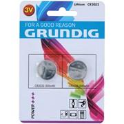 Grundig Button Cell Cr2032 2pcs (01856)