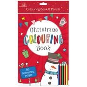 Christmas Premium Colouring Book (8845/48)