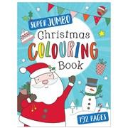 Christmas S/jumbo Colouring Book (8847/48)