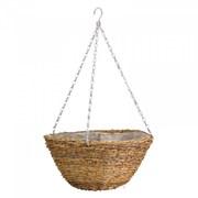 "Smart Garden Country Rattan Hanging Basket 12"" (6020050)"