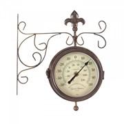 Smart Garden York Station Clock & Thermometer 25cm (5063001)