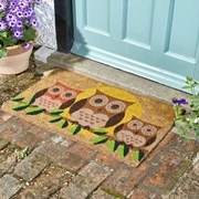 Smart Garden Hooters Decoir Doormat 75x45 (5511006)