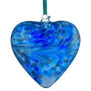 Frendship Heart Blue 8cm (HR8BL)